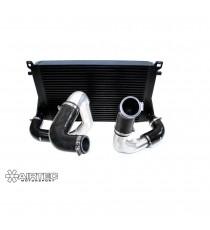 Airtec - Intercooler maggiorato per VW Golf 7 / 7.5 GTI e R - Clubsport e Clubsport S con Giro Tubi Intercooler