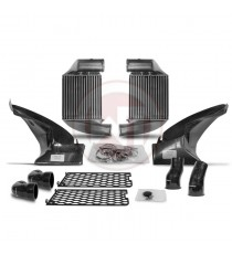 Wagner Tuning - Kit intercooler frontale maggiorato in carbonio per AUDI RS6 (C5)