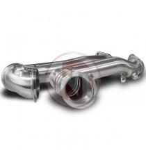 Wagner Tuning - Downpipe SENZA catalizzatore per BMW modello 135i, 1M, 335i (N54)