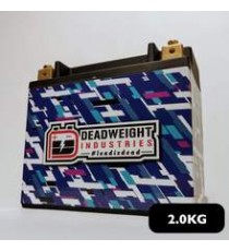 Dead Weight – Batteria Super leggera Touge 200 - 500CCA 30ah al litio ferro fosfato leggero