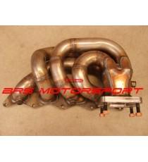 Collettori di scarico inox tipo IMF per FIAT Coupè con motore Turbo 16v (BMC - Diametro 40mm)