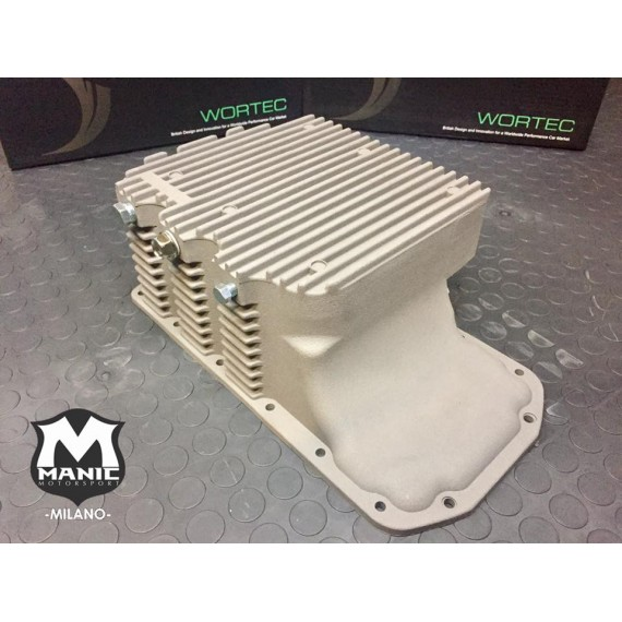 WORTEC - Coppa Olio Mini Cooper S / JCW  con motore N14 / N18