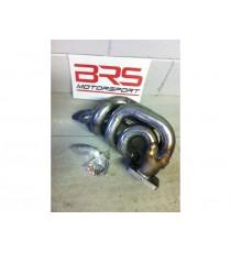 Collettori di scarico inox tipo SS per FIAT Coupè con motore Turbo 16v (BMC - Diametro 38mm)