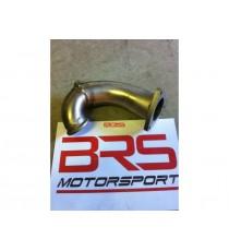 Downpipe sportivo scatalizzato per OPEL Astra 150cv