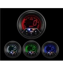 Prosport - manometro turbo digitale diametro 60mm 4 colori