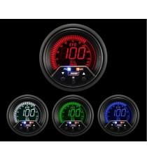 Prosport - manometro pressione olio diametro 60mm 4 colori