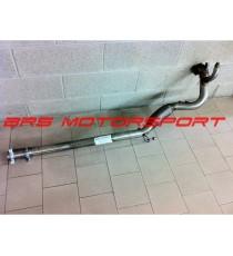 Downpipe sportivo catalizzato per SKODA Octavia RS 2.0L TDI 170cv (2006>)