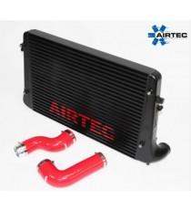 Airtec - Intercooler maggiorato Stage 2 per AUDI A3 1.8L e 2.0L TFSI - A3 1.8L e 2.0L TSI - S3 2.0L TFSI - S3 2.0L TSI - TT 1.8L e 2.0L TFSI - 1.8L e 2.0L TSI - TTS TFSI