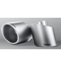 Akrapovic - Impianto di scarico Slip-On per ABARTH 500 e 500C