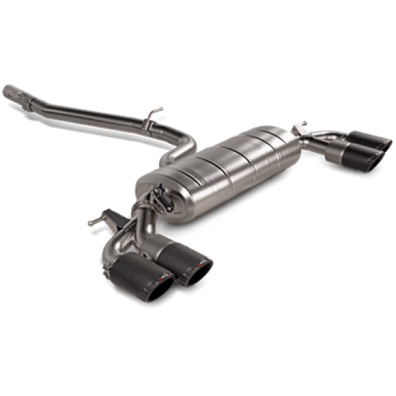Akrapovic - Impianto di scarico per Audi S3 SPORTBACK (8Y)