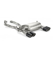 Akrapovic - Impianto di scarico completo in titanio per BMW M4 (F82-F83) (2014-2020)