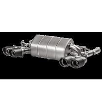 Akrapovic - Impianto di scarico per BMW M2 CS (F87N) con GPF