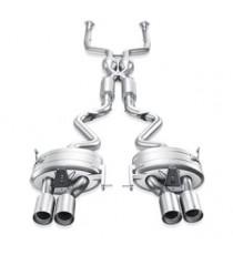 Akrapovic - Impianto di scarico completo in titanio per BMW M3 (E92, E93) (2007>2013)