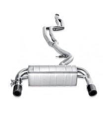 Akrapovic - Impianto di scarico completo in acciaio per BMW Serie 3 335i (F30, F31) (2012>2015)