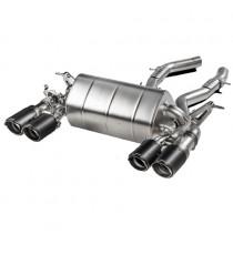 Akrapovic - Impianto di scarico completo in titanio per BMW M4 con GPF (F82-F83)