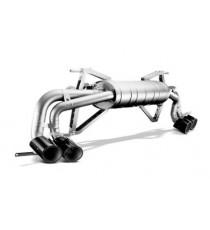 Akrapovic - Impianto di scarico Slip-On in titanio per LAMBORGHINI Gallardo LP 570-4 Coupé/Spyder