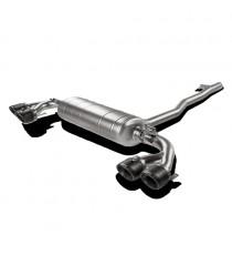 Akrapovic - Impianto di scarico completo per Mercedes CLA 35 (C118/X118) SENZA GPF