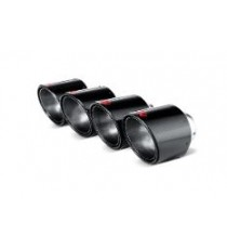 Akrapovic - Impianto di scarico Slip-on per Nissan GT-R