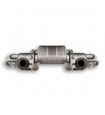 Akrapovic - Impianto di scarico per Porsche 718 Cayman GTS 4.0 con e senza GPF