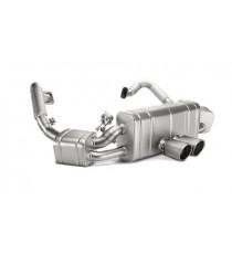 Akrapovic - Impianto di scarico slip-on per PORSCHE Cayman GT4