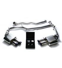 Armytrix - Kit scarico specifico per AUDI A4 e A5 Sportback (B8) 1.8L TFSI e 2.0L TFSI anche Quattro
