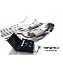 Armytrix - Kit scarico specifico per AUDI A5 Coupe e Cabriolet (B8) 3.0L TFSI, S5 Coupe e Cabriolet (B8) 3.0L TFSI, S5 Coupe (B8) 4.2L