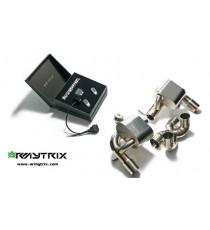 Armytrix - Cat back titanio specifico per FERRARI 458
