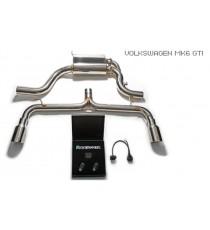 Armytrix - Cat back per VW Golf 6 GTI