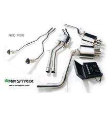 Armytrix - Cat back per AUDI RS5 (B8) 4.2L FSI