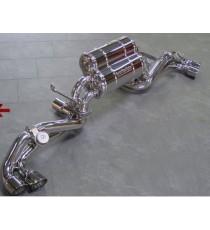 Capristo - Impianto NON CATALIZZATO per Ferrari Enzo con valvole