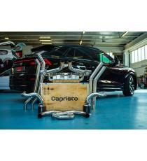 Capristo - Impianto di scarico per Porsche Panamera serie 970 Turbo