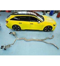 Capristo - Impianto Cat back per Audi RS6 C8 V8 M.Y. 2020