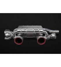 Capristo - Impianto di scarico per Porsche Carrera 991 MK2 con PSE