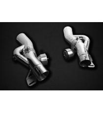 Capristo - Impianto di scarico per Ferrari F8 Tributo