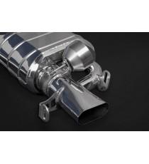 Capristo - Impianto di scarico per Mercedes AMG GT4 GTS4