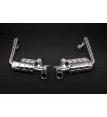 Capristo - Impianto di scarico per Porsche 981 Boxster, Cayman e GT4
