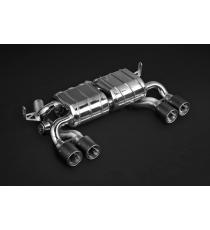 Capristo - Impianto di scarico in carbonio per BMW M3 M4 F80 F82 F83