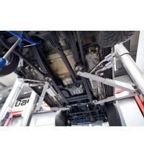 Capristo - Impianto di scarico per Mercedes G63 (W 463 2012)