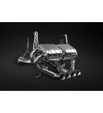 Capristo - Impianto di scarico per Lamborghini Aventador LP700 & LP750 Super Veloce