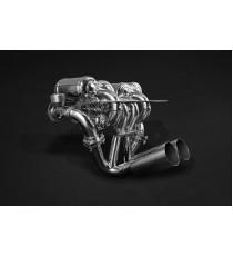 Capristo - Impianto di scarico per Lamborghini Murcielago LP580