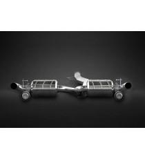 Capristo - Impianto di scarico per Mercedes CLA45