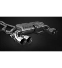 Capristo - Impianto di scarico in acciaio per BMW M3 M4 F80 F82 F83