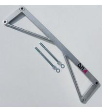 DNA - Barra slitta sospensione anteriore per RENAULT Clio 3 e Clio 3 RS