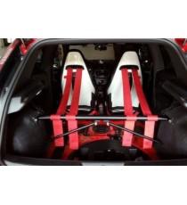 DNA - Barra duomi posteriore con tiranti per FIAT Grande Punto e Grande Punto ABARTH