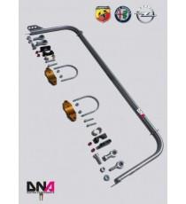 DNA - Kit barra antirollio posteriore registrabile per OPEL Adam