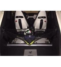 DNA - Kit barra posteriore irrigidimento telaio per FIAT 500, 500 Abarth e Panda