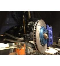 DNA - Kit barra antirollio anteriore per FIAT Grande Punto e Grande Punto Abarth