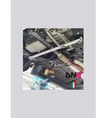DNA - Kit barra slitta anteriore piatta per ABARTH 500