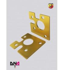 DNA - Kit piastre camber posteriori per FIAT PANDA