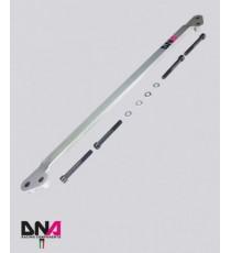 DNA - Kit barra slitta antreriore piatta per FIAT 500 e 500 Abarth